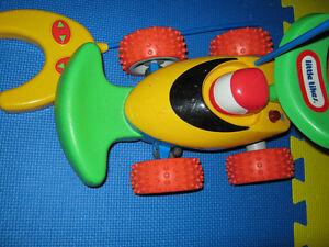 Little tikes remote control car
