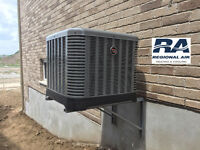 Furnace, Air Conditioner, Water heater SALE - Rent to own $35/M