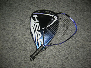 Head Demon Racquet Ball Racket New with Case