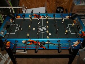 table babyfoot soccer