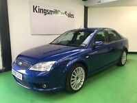 Ford Mondeo 2.2 TDCI ST SIII 155PS (blue) 2005