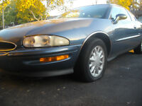 1997 Buick Riviera Supercharged Coupe $500