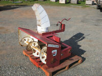 4' snowblower for tractor
