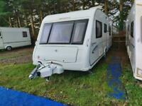 Compass Corona 505, 5 Berth Caravan with Motor Mover