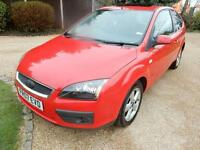 CHEAP CAR - 2007 07 FORD FOCUS 2.0 ZETEC CLIMATE 3D 144 BHP