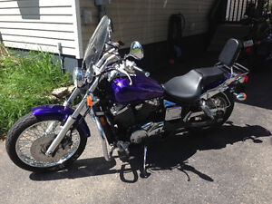 Selling my Honda shadow 750