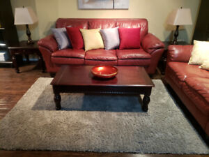 Coffee Table & End Tables