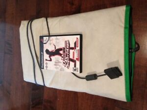 PS2 - Dance Dance Revolution Supernova and Pad