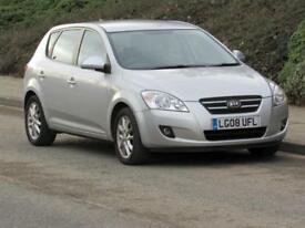 2008/08 Kia ceed 1.6 LS, very low mileage, 6 months comprehensive warranty