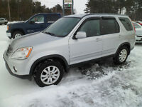 SOLD!!  2006 Honda CR-V EXL. LOADED LOW KM City of Halifax Halifax Preview
