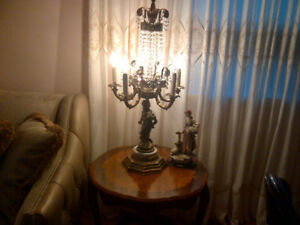 Set of Candelabra (2) - SOLD