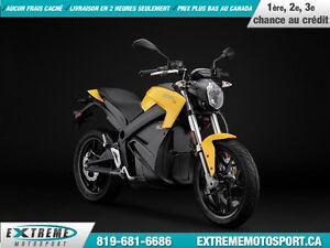 2017 ZÉRO MOTOCYCLES S ZF9.8 47,74$/SEMAINE