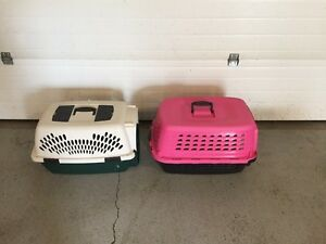 Hard case dog crate