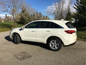 2014  ACURA  RDX  TECH. PKG.   (Mint as new condition)
