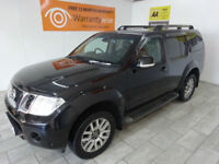 2012,Nissan Pathfinder 2.5dCi 190bhp auto**BUY FOR ONLY £52 PER WEEK***