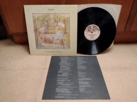 GENESIS SELLING ENGLAND BY THE POUND LP VINYL RECORD