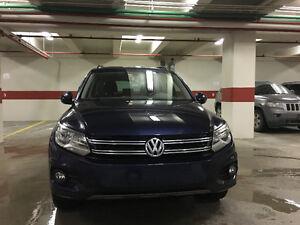 2016 Volkswagen Tiguan Special Edition Incentive