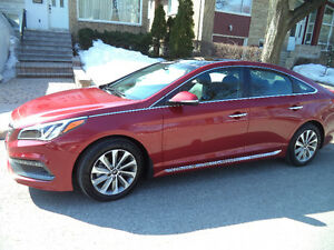 2016 Hyundai Sonata SPORT TECH Berline