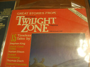 Twilight Zone Magazines Stratford Kitchener Area image 4