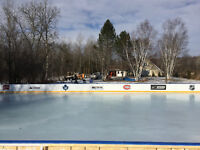 Rinks For You - The Backyard Ice Rink Builders