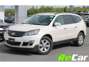 2013 Chevrolet Traverse 2LT 2LT | AWD | LEATHER | NAV | DVD