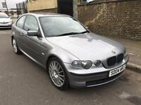 2004 BMW 316 1.8 TI ES COMPACT AUTOMATIC PETROL