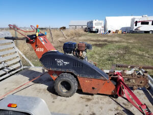 """Trencher 24"""" Ditch Witch"""