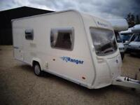 Bailey Ranger 460/2 Series 5 2007 2 Berth Single Axle Touring Caravan