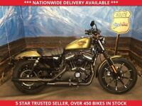 HARLEY-DAVIDSON SPORTSTER XL883 XL 883 N IRON 17 ONLY 96 MILES FROM NEW 17