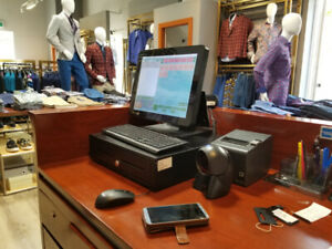Clothing Store POS SYSTEM (FREE DEMO!!)