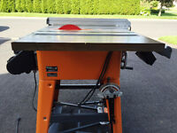 Ridgid - Contractor Table Saw TS3650