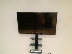 Only $50 for TV installation on any wall LCD LED. PLASMA TV.