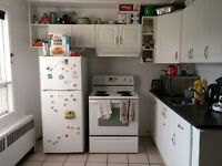 Well Managed Two Bedroom Top Floor Apartment in Ottawa Center