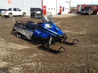 Multiple Artic Cat Bearcat XT-570 snowmobile purchase Calgary