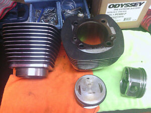 Harley Davidson Pistons Rings Pins & Cylindre