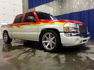 Supercharged Crew Cab 4X4, Must See !!!!!!!!