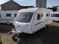 Swift CHALLENGER 490/5 2007 INC MOTOR MOVER & PORCH AWNING