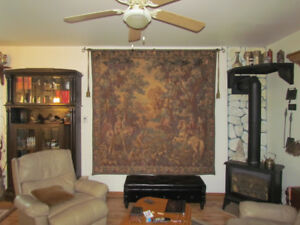 Antique Wall Tapestry