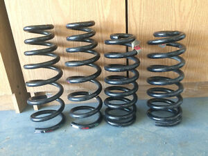 2007 Cadillac STS-V Set Of (4) Suspension Springs New