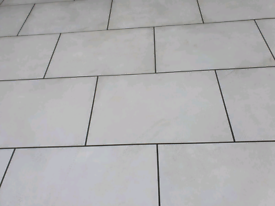 porcelain paving