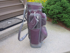 Great Divider (Goliath) His and Hers Golf Cart Bags
