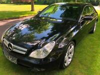 2008 Mercedes-Benz CLS 3.5 CLS350 7G-Tronic 4dr