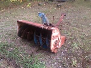 Ford lawn tractor attachments Peterborough Peterborough Area image 2