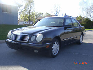 1999 Mercedes-Benz E 320 IN EXCELLENT CONDITION E TESTED