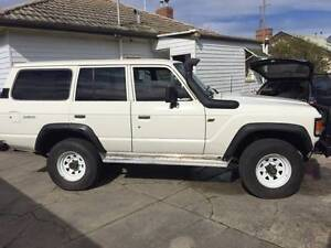 1984 Toyota LandCruiser Wagon Sebastopol Ballarat City Preview