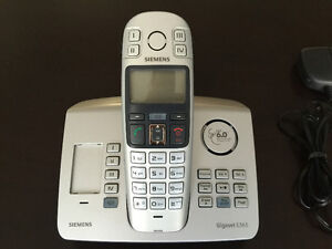 Siemens Gigaset E365 1.9 GHz Single Line Cordless Phone Kitchener / Waterloo Kitchener Area image 2