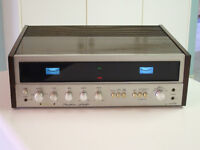 Planar SA-2100 Stereo Integrated Amplifier VERY RARE Canadian