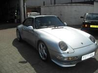 Porsche 911 3.6 Targa ** MANUAL ** 6 SPEED
