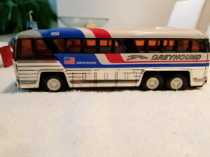Greyhound bus vintage