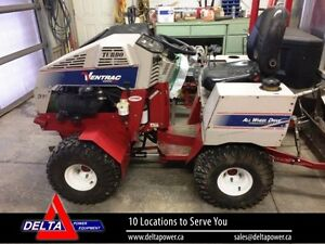 2009 Ventrac 4231TD 4WD Tractor
